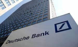Καταρρέει η μετοχή της Deutsche Bank -  Φόβοι για ολόκληρο τον τραπεζικό κλάδο της Ευρώπης