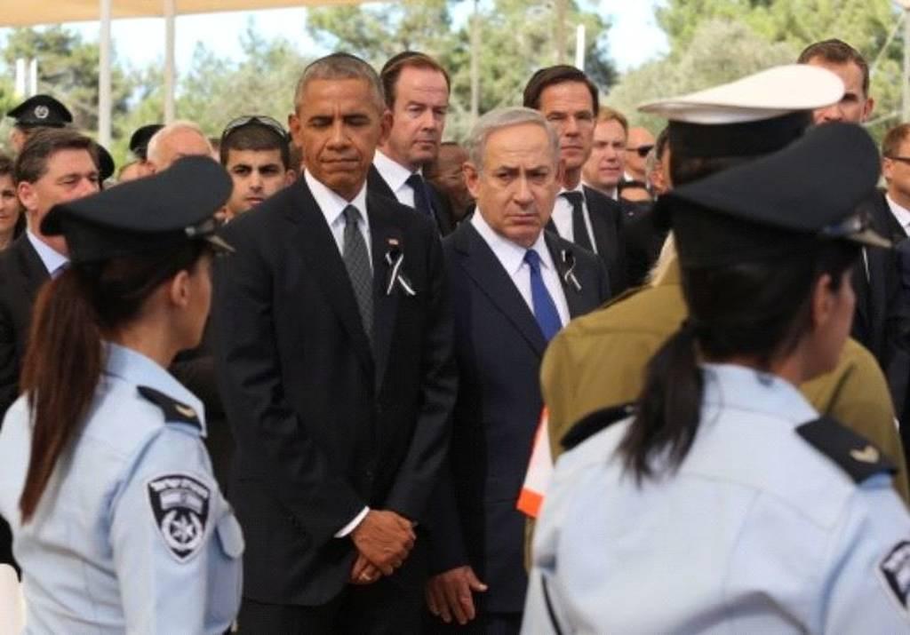 Ισραήλ: Σε ιστορικό γεγονός εξελίσσεται η κηδεία του Σιμόν Πέρες παρουσία δεκάδων ηγετών
