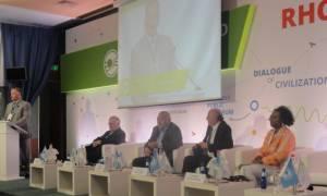 На Родосе открывает работу форум «Диалог цивилизаций»