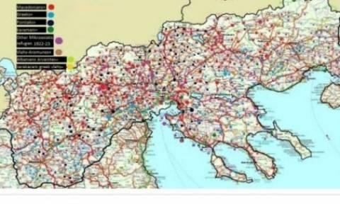 Σκοπιανή οργάνωση ζητά καθιέρωση σλαβικών ονομασιών στις ελληνικές πόλεις της Μακεδονίας!