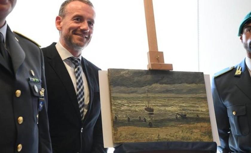 Δύο πίνακες του Βαν Γκογκ βρέθηκαν στην Ιταλία 14 χρόνια μετά την κινηματογραφική κλοπή τους