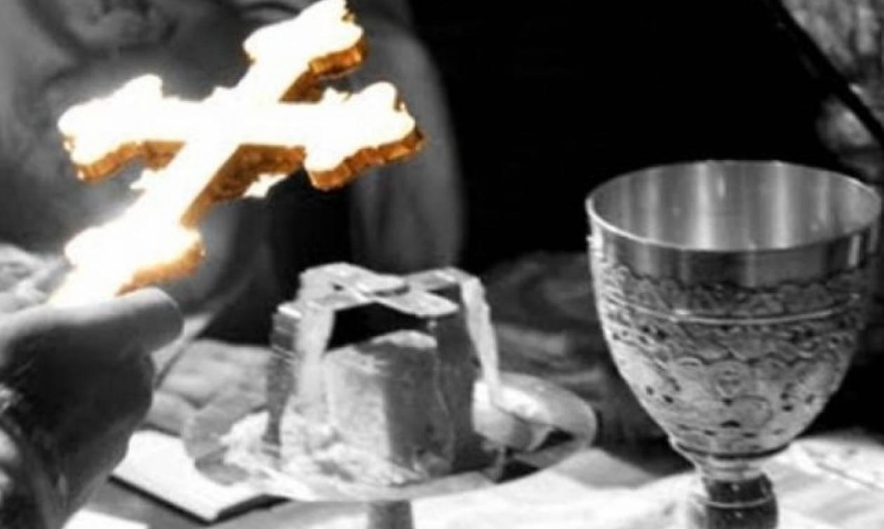 Θεία Μετάληψη: «Φάρμακο της αθανασίας και αντίδοτο κατά του θανάτου»
