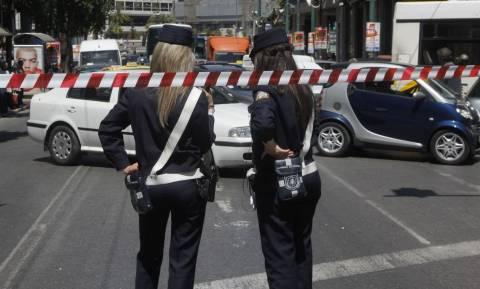 Ποιοι δρόμοι θα είναι κλειστοί τη Δευτέρα (3/10) στο Κολωνάκι