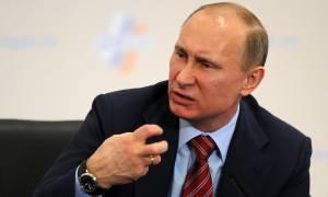 Έξαλλος ο Πούτιν με τον Ερντογάν: Στέλνει 4 πολεμικά πλοία και ένα αεροπλανοφόρο στη Μεσόγειο