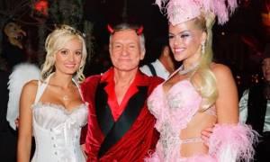 Ο Χιου Χέφνερ διαψεύδει τις φήμες για την υγεία του. Ο ιδρυτής του Playboy «είναι καλά»!