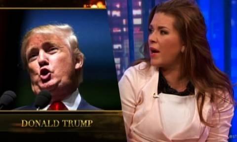 Νέα επίθεση Τραμπ κατά της πρώην «Μις Υφήλιος»: Αηδιαστική η Αλίσια Ματσάντο