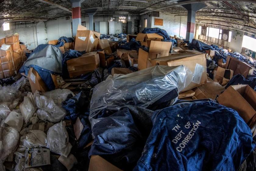 Συγκλονίζουν οι φωτογραφίες από τη φυλακή που γυρίστηκε το «Πράσινο Μίλι»
