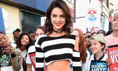 Αποκλείεται! Δεν θα πιστεύεις πού έκανε τατουάζ η Kendall Jenner