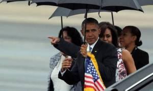 Μπαράκ Ομπάμα για Κυπριακό: Δέσμευση για στήριξη προσπαθειών του Προέδρου για λύση