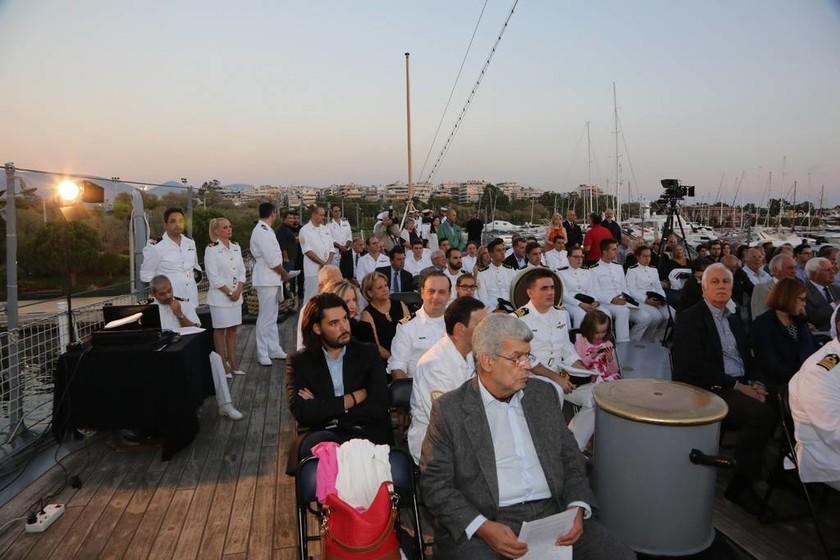 Πολεμικό Ναυτικό: Τελετή Απονομή Βραβείων Διαγωνισμού Ναυτικής Επιθεώρησης (pics)