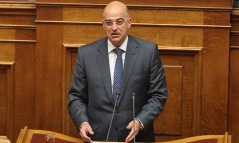 Dendias: New Democracy will abolish law on TV licences
