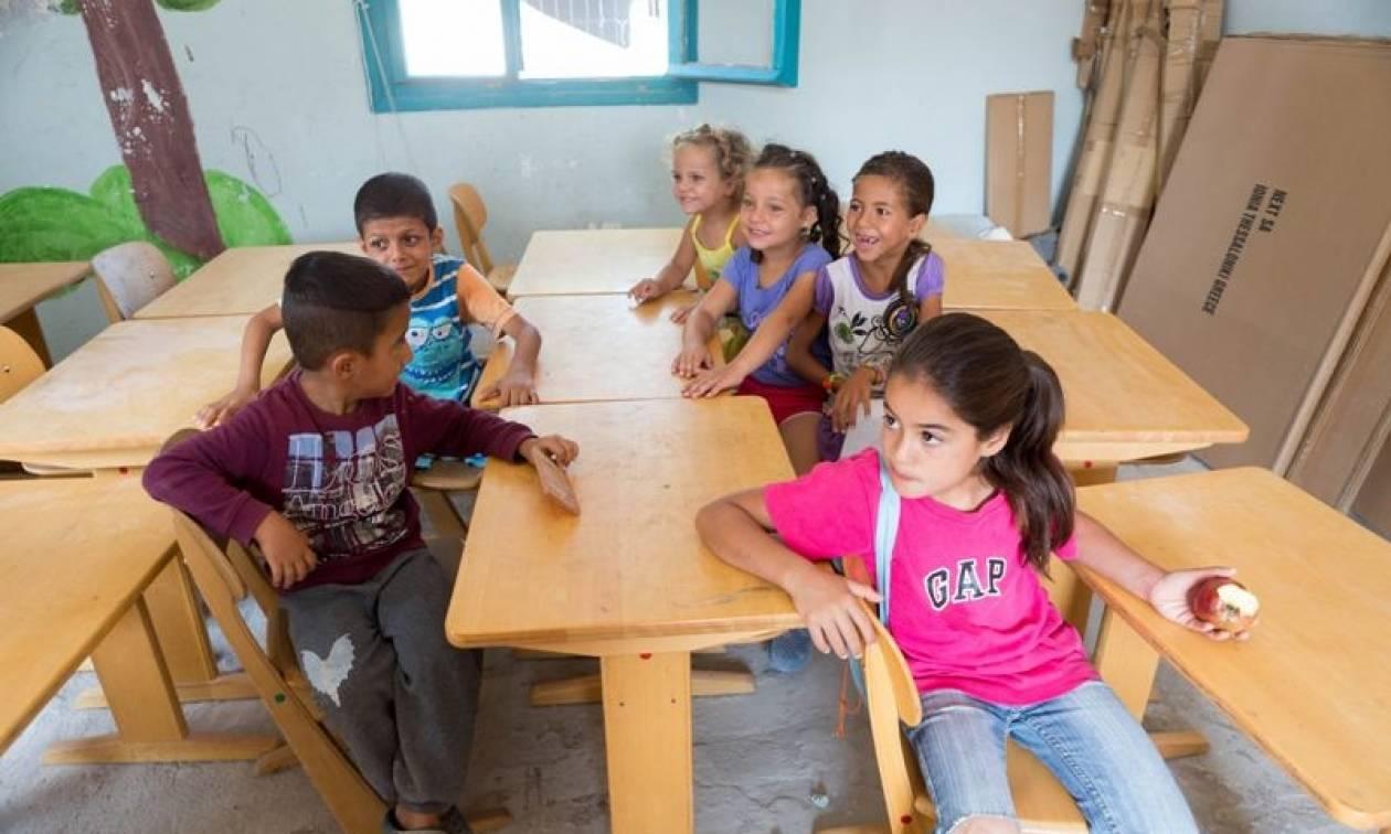 Ανάστατη η Κως – Οι κάτοικοι αντιδρούν στην παραχώρηση σχολείων για τα προσφυγόπουλα