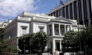 Υπουργείο Εξωτερικών: Δεν συζητάμε για «γκρίζες» ζώνες, μόνο για υφαλοκρηπίδα