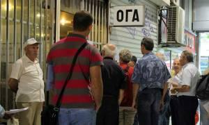 Τη Δευτέρα η καταβολή των συντάξεων Οκτωβρίου του ΟΓΑ
