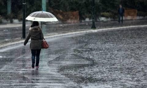 Χαλάει ο καιρός – Σε ποιές περιοχές θα βρέξει