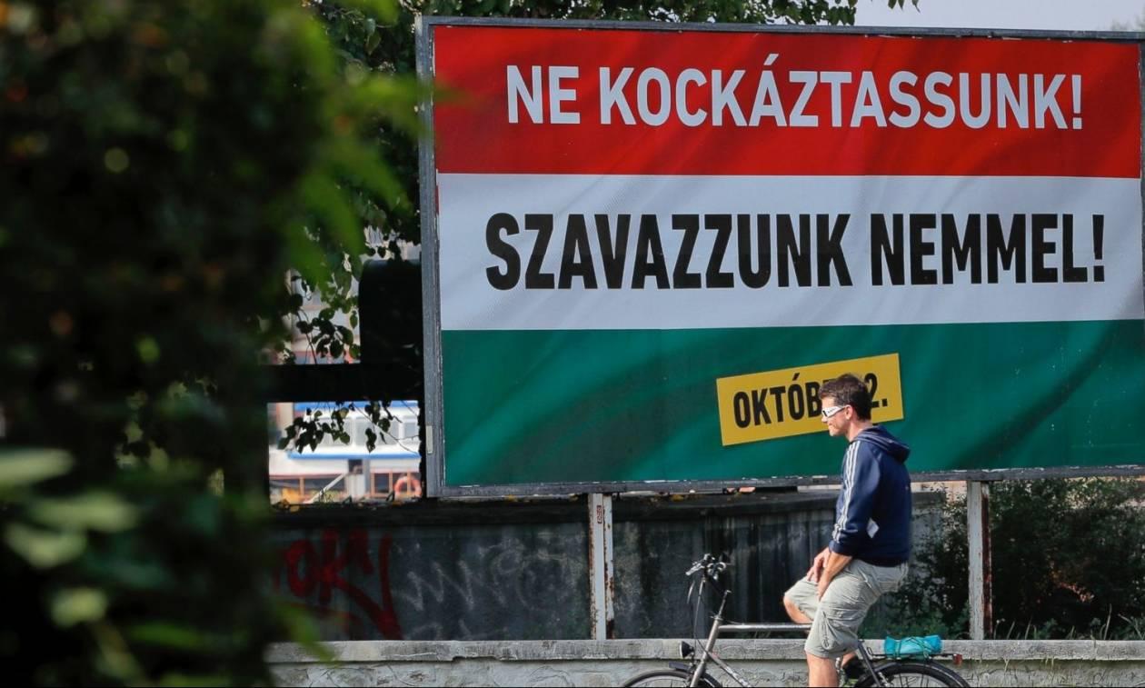 Ουγγαρία: Ακυρώνεται το δημοψήφισμα – Επιμένει ο πρωθυπουργός