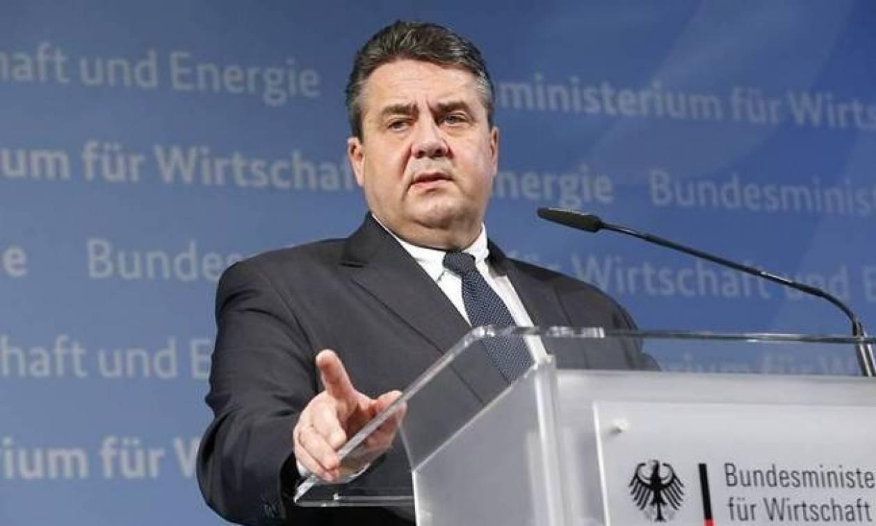 Λάβρος ο Ζίγκμαρ Γκάμπριελ κατά της Deutsche Bank: Είστε κερδοσκόποι!
