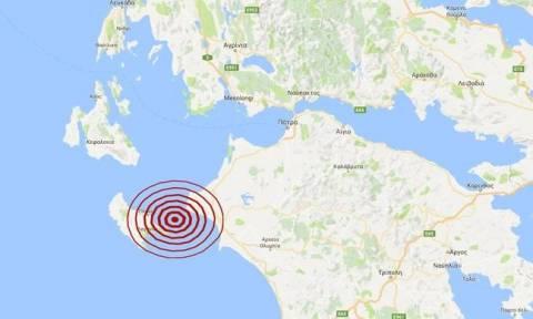 Light quake jolts Zakynthos