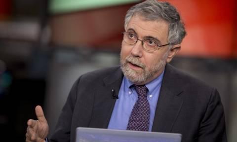 Κρούγκμαν: Η Ελλάδα θα έπρεπε να είχε εγκαταλείψει το ευρώ