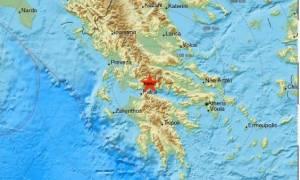 Σεισμός βόρεια της Πάτρας