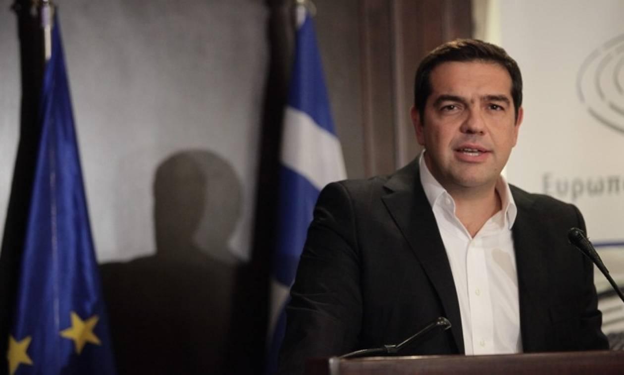 Την ανησυχία του για τις δηλώσεις Ερντογάν μετέφερε ο Τσίπρας στον Διοικητή του ΝΑΤΟ (Ευρώπης)