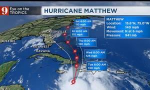 Αϊτή: Τα πρώτα θύματα του τυφώνα Μάθιου