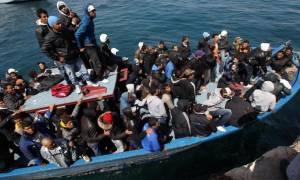 Ιταλία: Στους 6.055 οι μετανάστες που διασώθηκαν στα ανοιχτά της Λιβύης