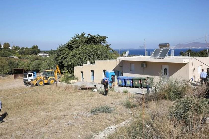 Στα ίχνη του μικρού Μπεν: Κατεδαφίζουν δωμάτιο που χτίστηκε μετά την εξαφάνιση (Pics+Vids)