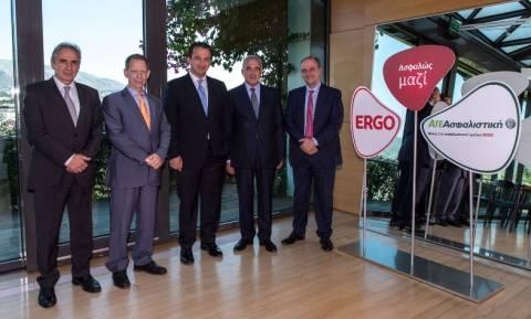 Ergo - ΑΤΕ Ασφαλιστική: Συγχώνευση με στόχο την κορυφή της ασφαλιστικής αγοράς