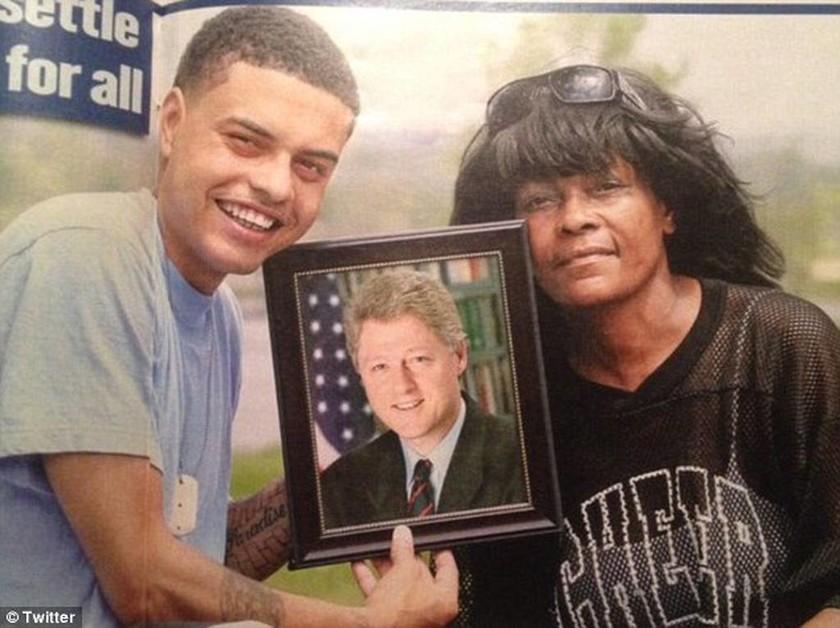 Σκάνδαλο πριν τις εκλογές στις ΗΠΑ: 30χρονος υποστηρίζει πως είναι γιος του Κλίντον (pic+vid)