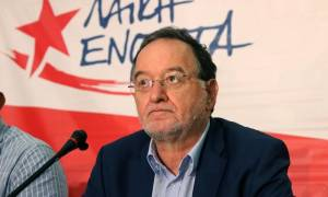 Λαφαζάνης: Ο Τσίπρας υπεύθυνος για την ρήψη χημικών στους συνταξιούχους