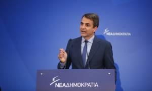 Μητσοτάκης: Αδίστακτη η κυβέρνηση - Μόνο με εκλογές θα απαλλαγεί η Ελλάδα από τους τυχοδιώκτες