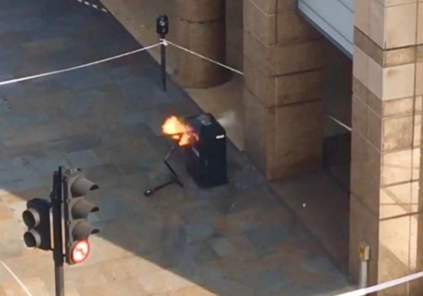 Λονδίνο: Εκκενώθηκε σταθμός του μετρό έπειτα από ύποπτο αντικείμενο (pics)