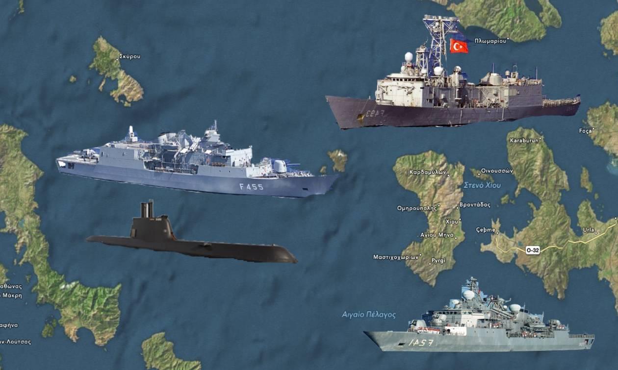 Πόλεμος Ελλάδας – Τουρκίας: Αυτή είναι η περιοχή που θα χτυπήσουν πρώτη