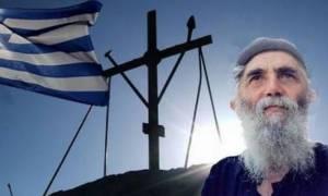Ανατριχίλα: Δάκρυσε η εικόνα του Αγίου Παϊσίου