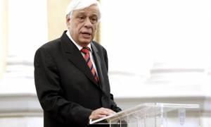 Παυλόπουλος: Η Συνθήκη της Λωζάνης καθορίζει όχι μόνο τα σύνορα της Ελλάδας, αλλά και της ΕΕ