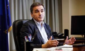 Τσακαλώτος: Αναγκαία η συμφωνία για το χρέος