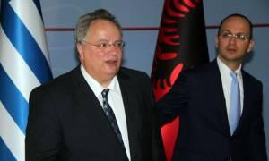 Δήλωση - «σεισμός»: «Ελλάδα και Αλβανία έστειλαν από κοινού non paper στην ΕΕ για τους Τσάμηδες»