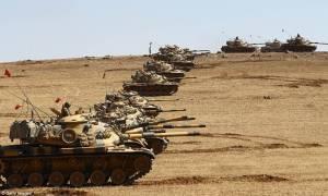 Ένας Τούρκος στρατιώτης νεκρός στις μάχες κατά του ISIS στη Συρία