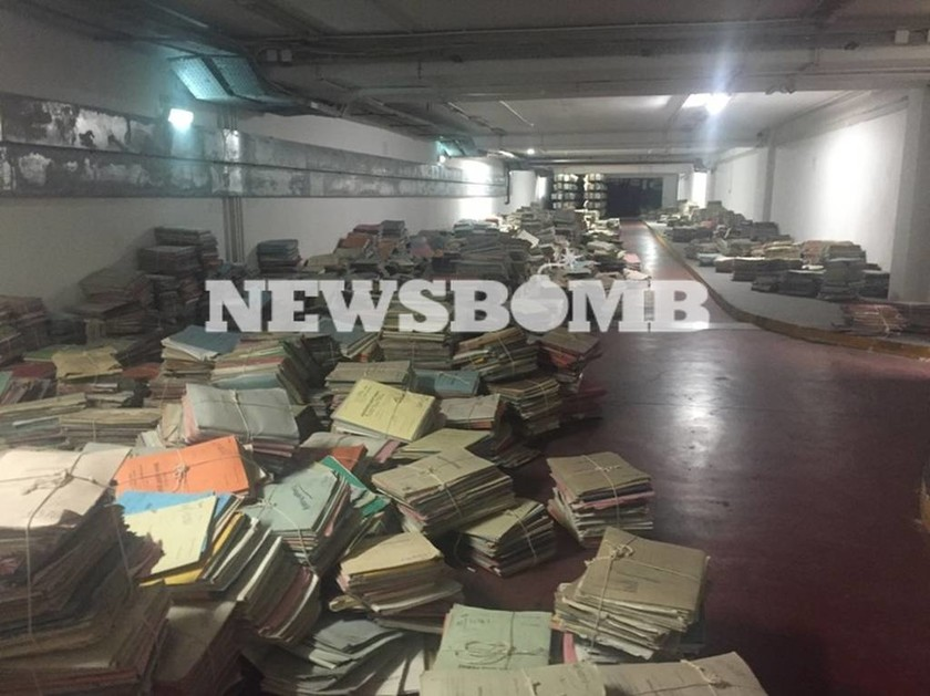 Αποκλειστικό Newsbomb.gr: Σε άθλια κατάσταση τα δικαστήρια της Ευελπίδων