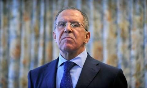 Στην Ελλάδα ο υπουργός Εξωτερικών της Ρωσίας Σεργκέι Λαβρόφ