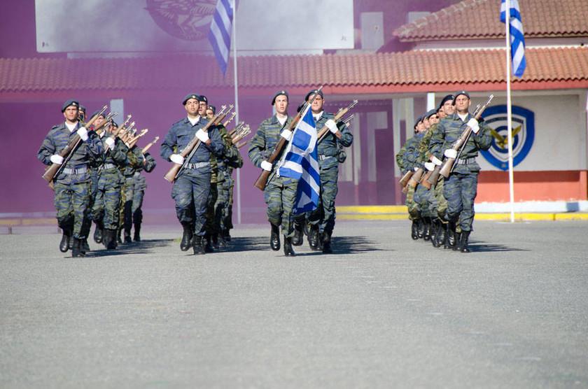 Πολεμική Αεροπορία: Ορκωμοσία Ε' ΕΣΣΟ 2016 (pics)