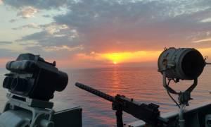 Παρμενίων 2016: Εντυπωσιακές εικόνες από την άσκηση του Πολεμικού Ναυτικού