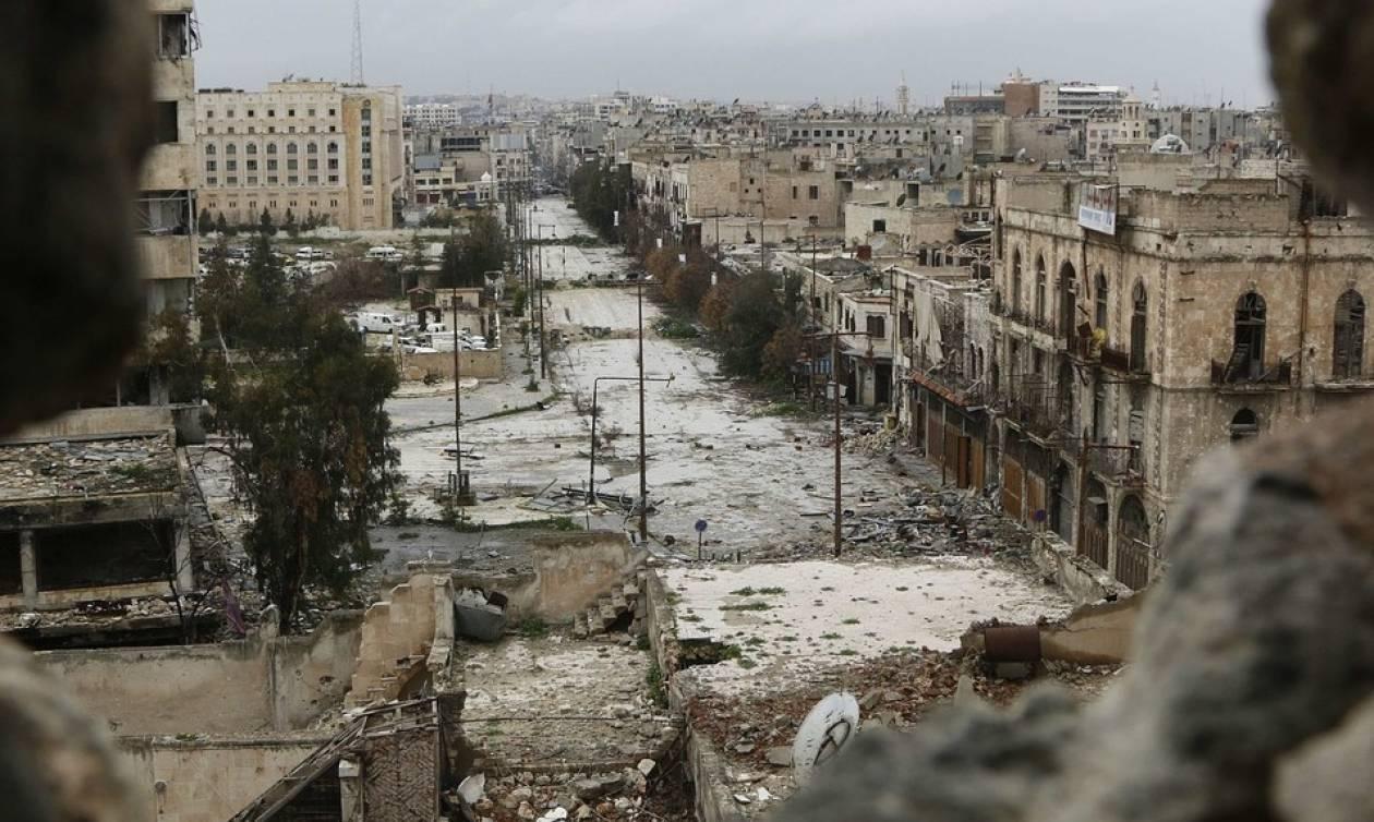 Δεν έχει τέλος η τραγωδία στο Χαλέπι: Βομβάρδισαν μέχρι και την ανθρωπιστική βοήθεια του ΟΗΕ