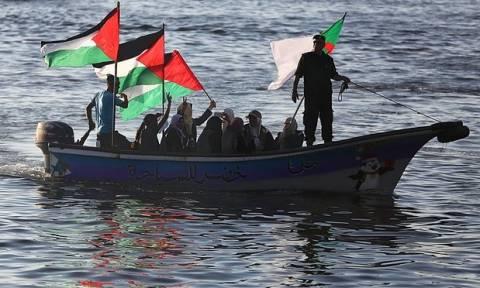Αναχαιτίστηκε από το ισραηλινό Πολεμικό Ναυτικό το «πλοίο των γυναικών»