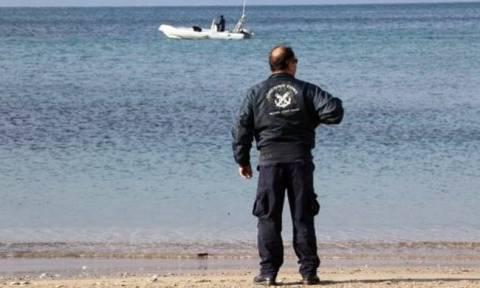 Πνιγμός 76χρονου σε παραλία των Χανίων