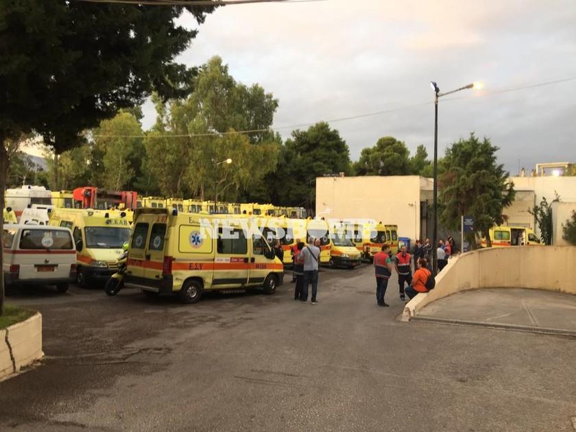 ΣΥΝΕΧΗΣ ΕΝΗΜΕΡΩΣΗ: Κινητοποιήσεις εργαζομένων και για γιατρών στα νοσοκομεία