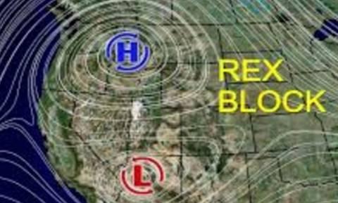 Η μετεωρολογική - «βόμβα» Rex Blocking «χτυπά» τη χώρα - Πώς δημιουργείται