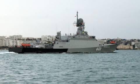 Δύο ρωσικά πυραυλοφόρα καταδρομικά στα νότια της Κύπρου