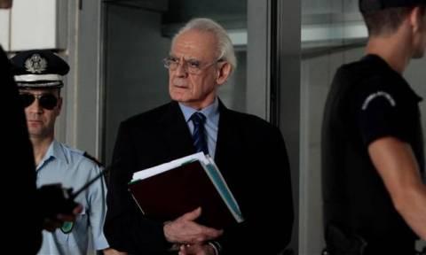 Τσοχατζόπουλος: Με έστειλαν στη φυλακή Καστανίδης, Σαμαράς, Βενιζέλος και κατευθυνόμενοι δικαστές